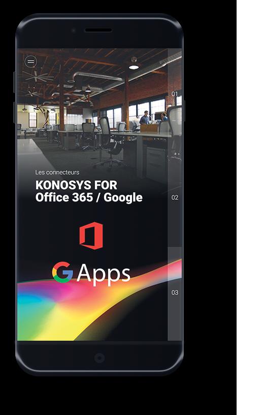 connecteur_K_for_google_office365